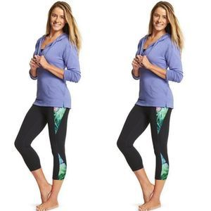 Athleta | Studio Split Neck Hoodie